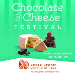 2015 Chocolate & Cheese Festival