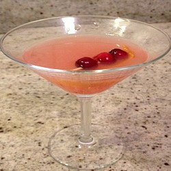 Merry Merry Martini